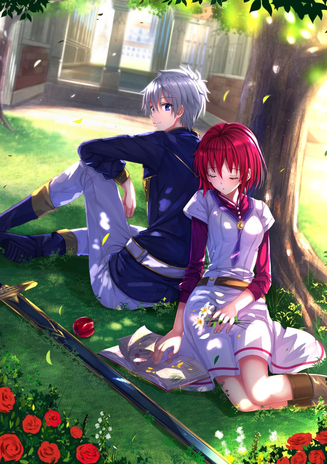 Akagami No Shirayukihime Mobile Wallpaper Zerochan Anime Image