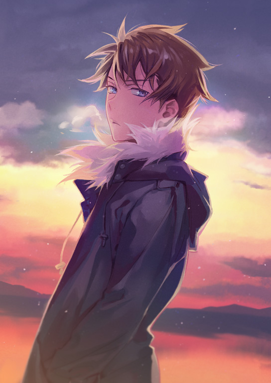 Tags: Anime, Jumping Dogeza, Ore no Imouto ga Konna ni Kawaii Wake ga Nai, Akagi Kouhei, Mobile Wallpaper