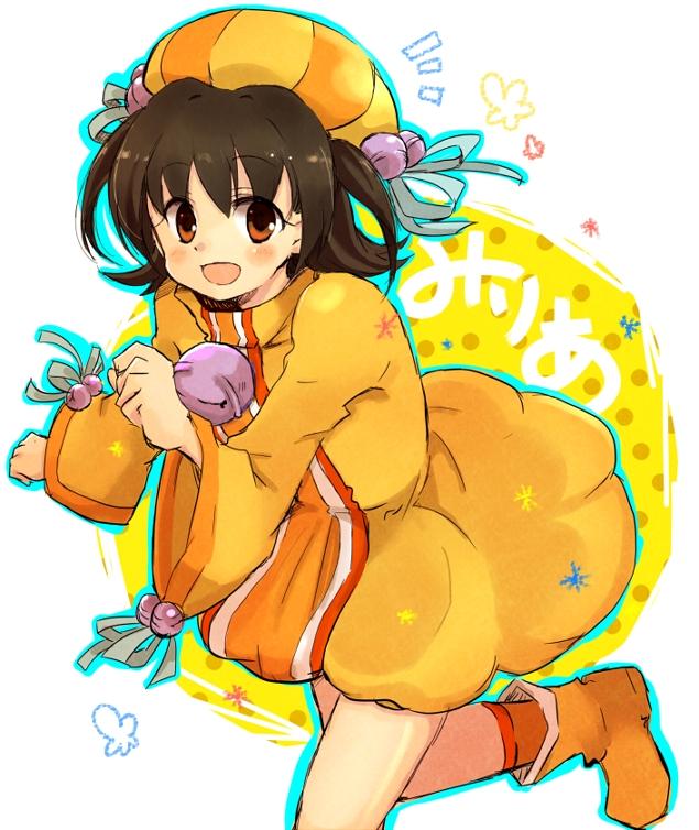 Tags: Anime, Pixiv Id 164650, THE iDOLM@STER: Cinderella Girls, Akagi Miria, Miria Akagi