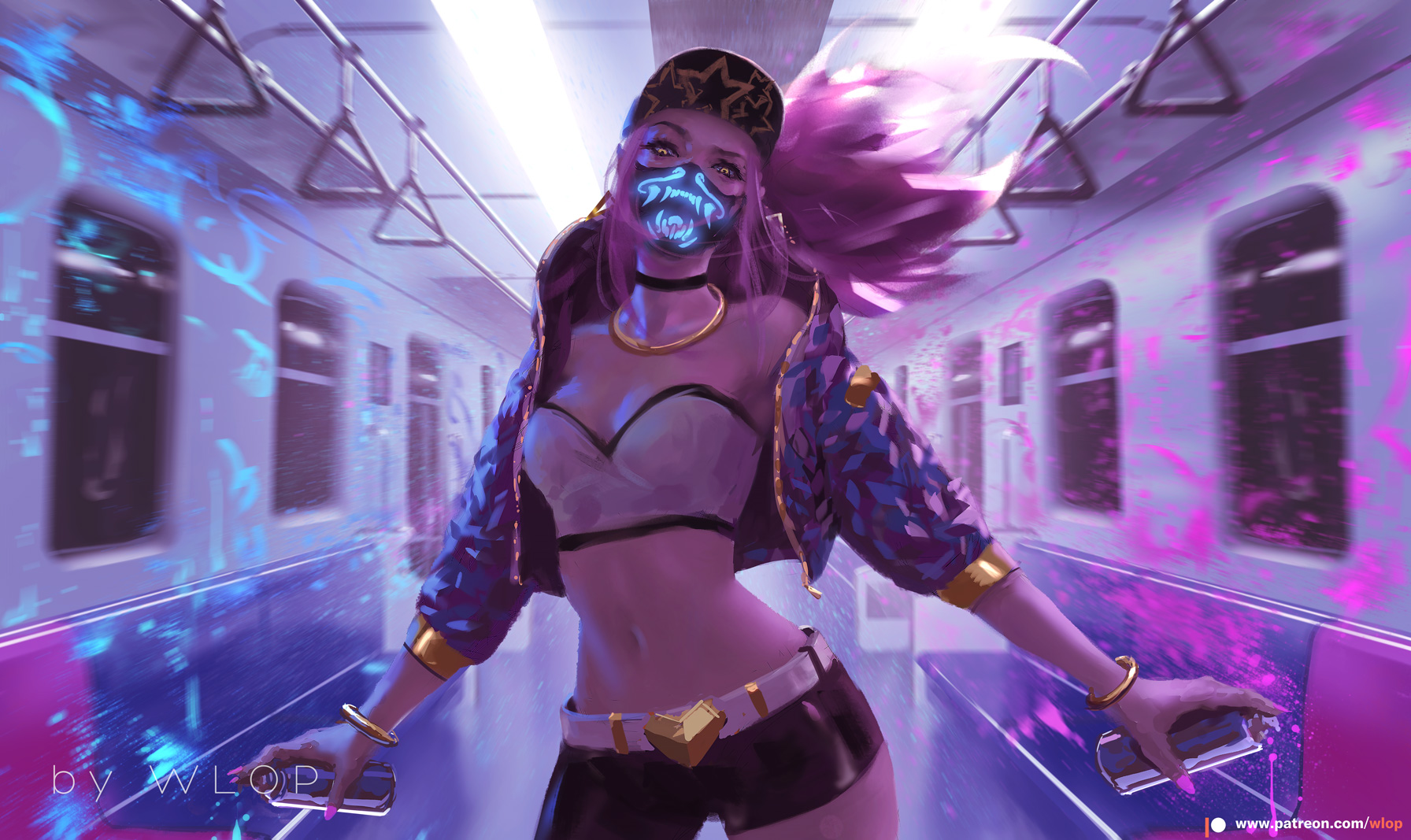 Akali Picture