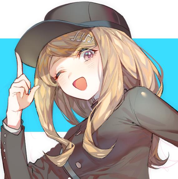 Tags: Anime, Pixiv Id 2312918, New Danganronpa V3, Akamatsu Kaede, Saihara Shuuichi (Cosplay), Fanart From Pixiv, Pixiv, Fanart