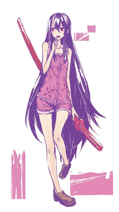Akame Ga Kill Tags Anime Pixiv Id 742458 Akame Ga Kill