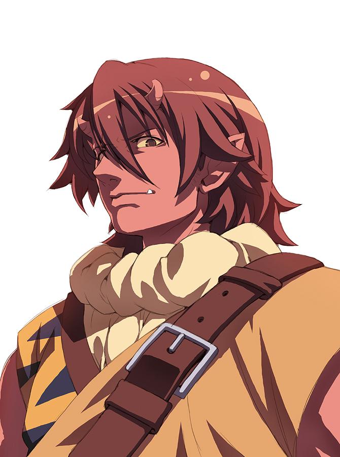 Tags: Anime, Tasaka Shinnosuke, Smile Precure!, Akaooni, Red Skin, Fanart, Fanart From Pixiv, Pixiv