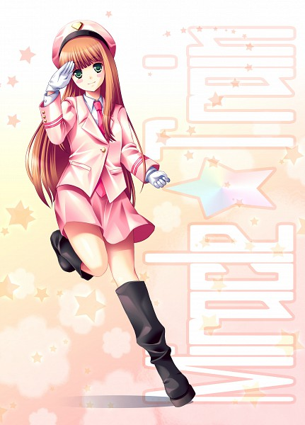 Tags: Anime, Takelu, Miracle Train, Akari (miracle☆train)