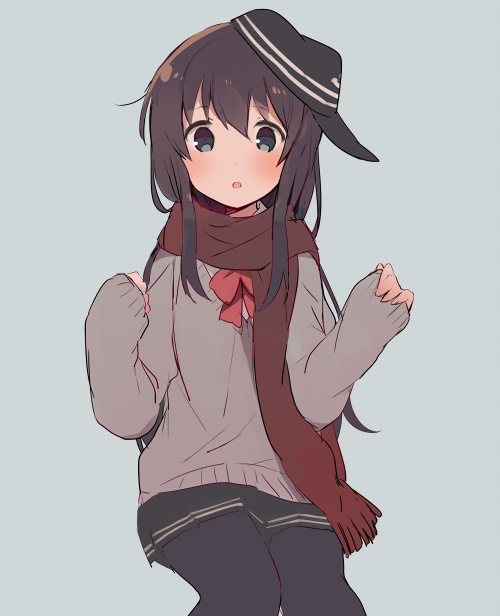 Tags: Anime, Mizuki (Koko Lost), Kantai Collection, Akatsuki (Kantai Collection), PNG Conversion