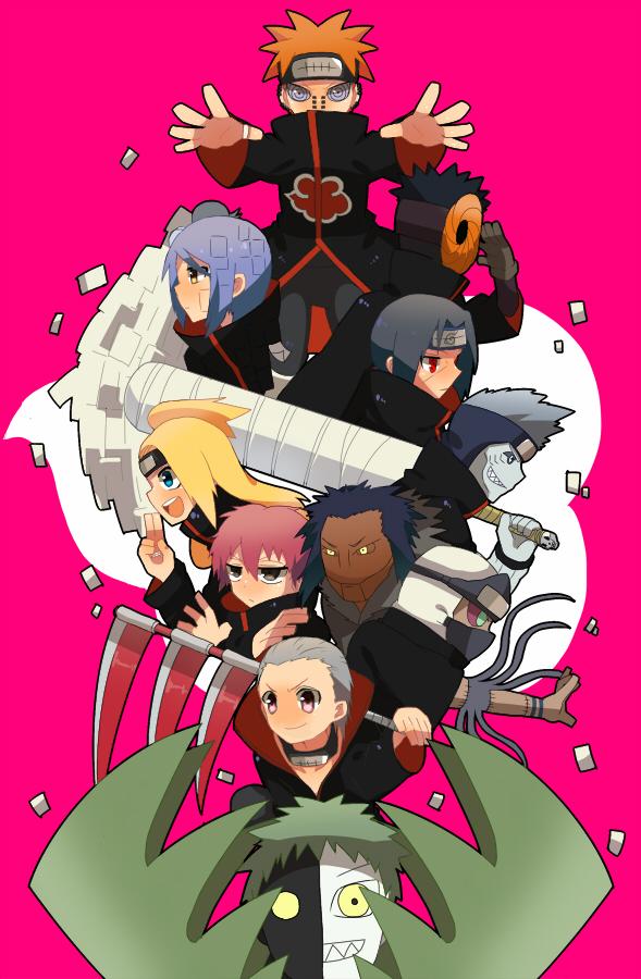 Pein, Mobile Wallpaper   page 2 - Zerochan Anime Image Board