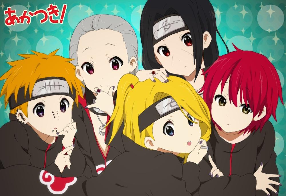 Tags Anime Pixiv Id  Naruto Pein Deidara Uchiha Itachi