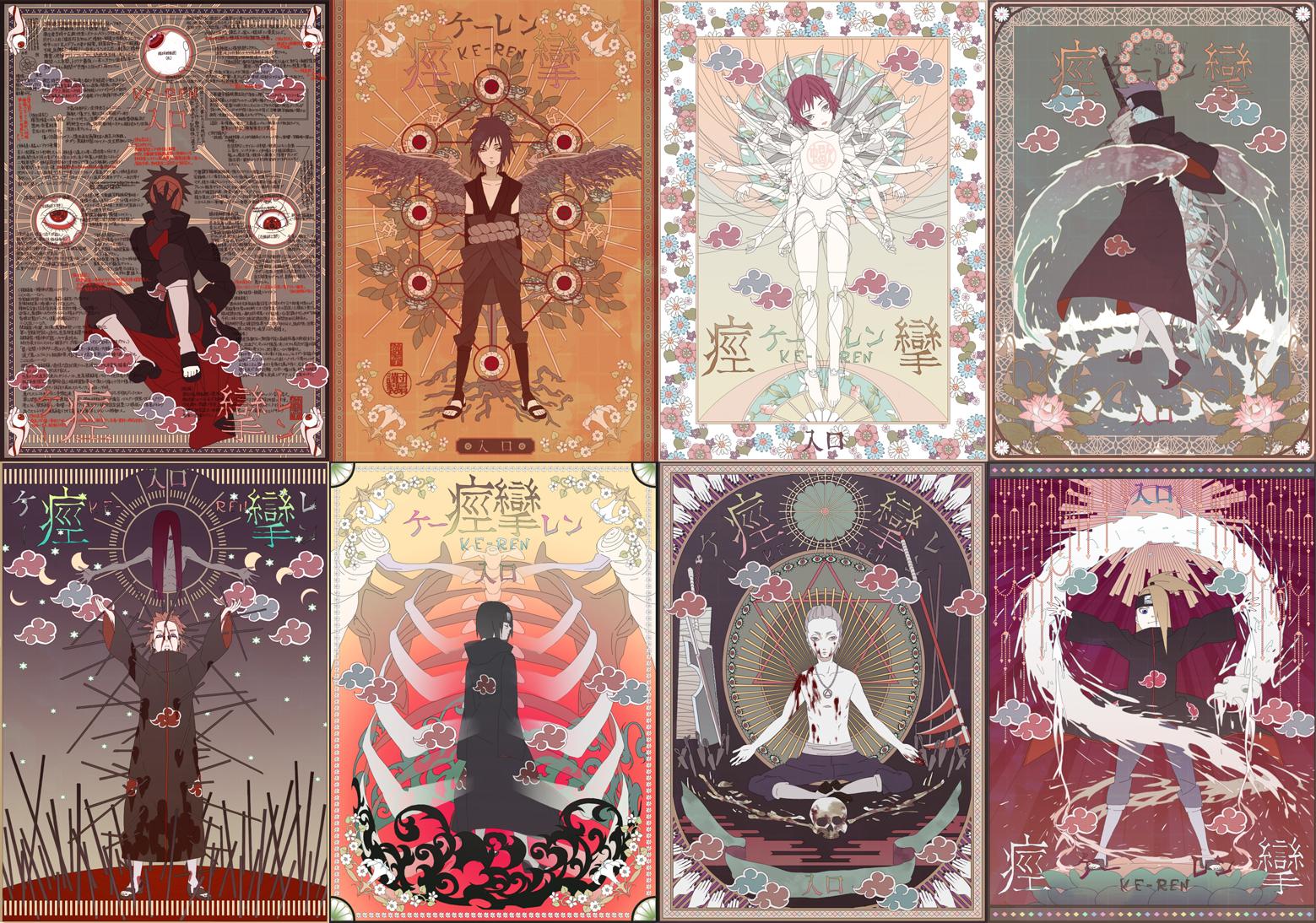 Akatsuki NARUTO Zerochan Anime Image Board