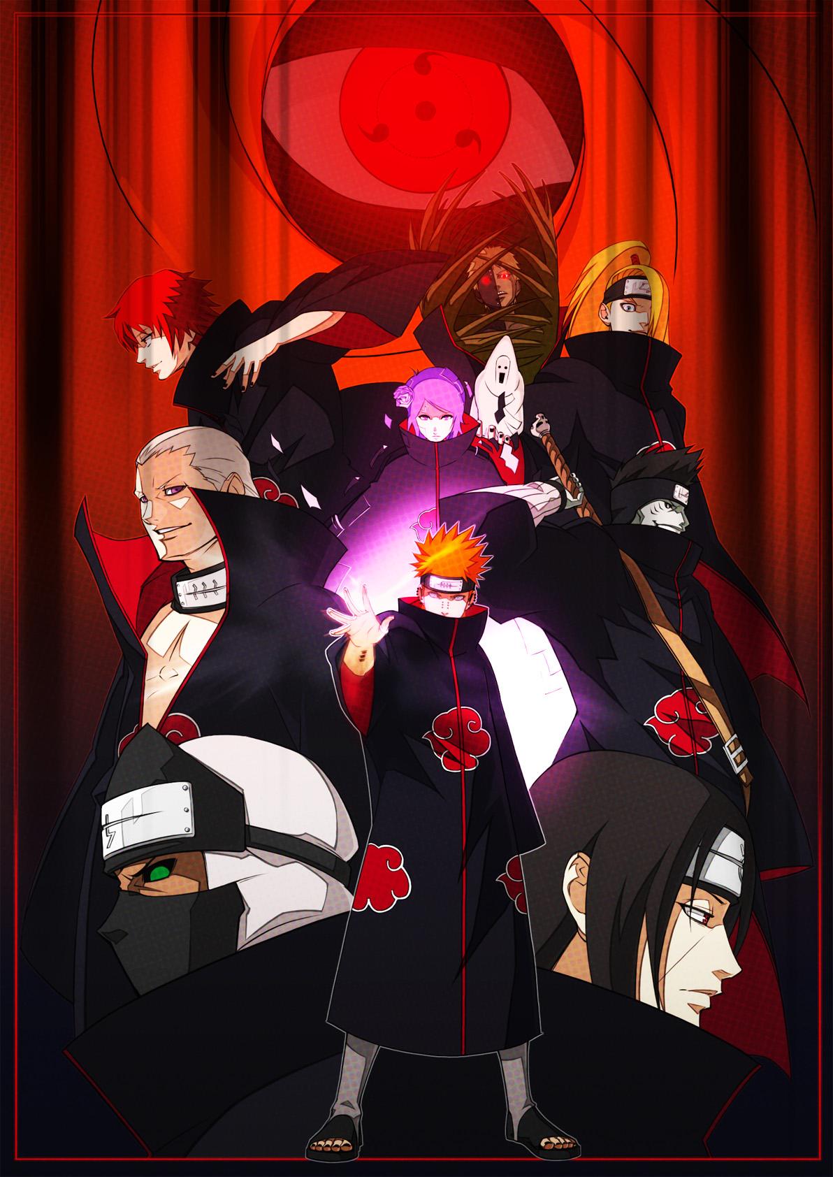 Akatsuki Naruto  C2 B7 Download Akatsuki Naruto Image