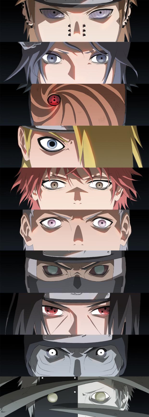 Tags: Anime, Kokitsune, NARUTO, Kakuzu, Uchiha Madara, Konan, Sasori, Pein, Uchiha Itachi, Deidara, Hoshigaki Kisame, Tobi, Zetsu