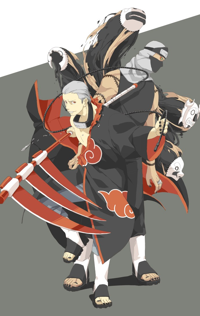 Akatsuki (NARUTO) Mobile Wallpaper #778569 - Zerochan ...