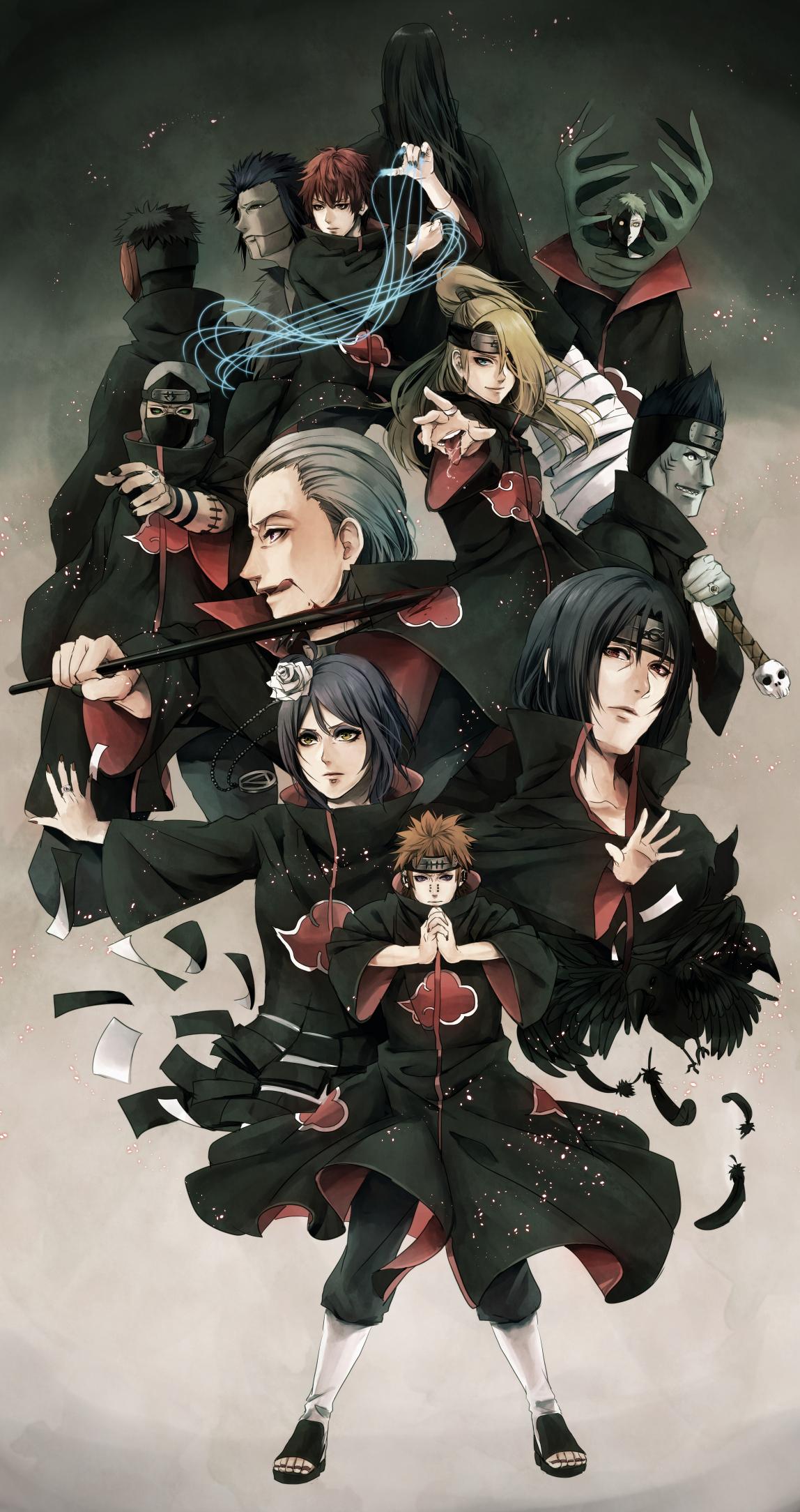 Akatsuki (NARUTO) | page 9 of 239 - Zerochan Anime Image Board