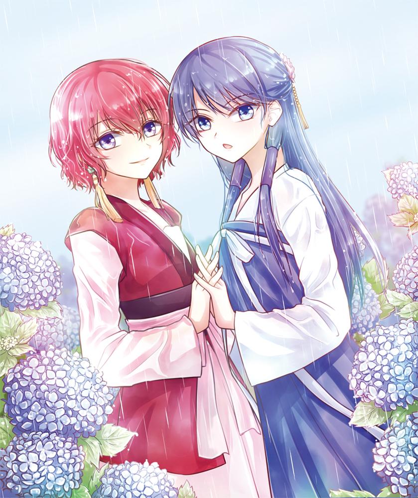 Akatsuki No Yona Anime