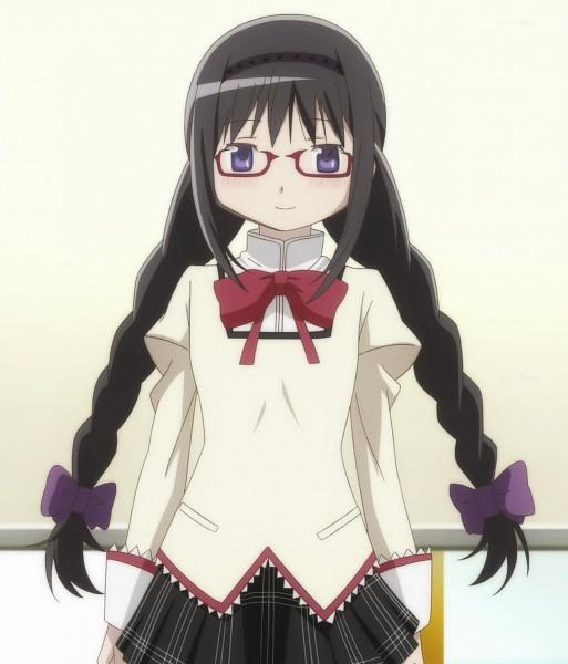 Tags: Anime, Mahou Shoujo Madoka☆Magica, Akemi Homura