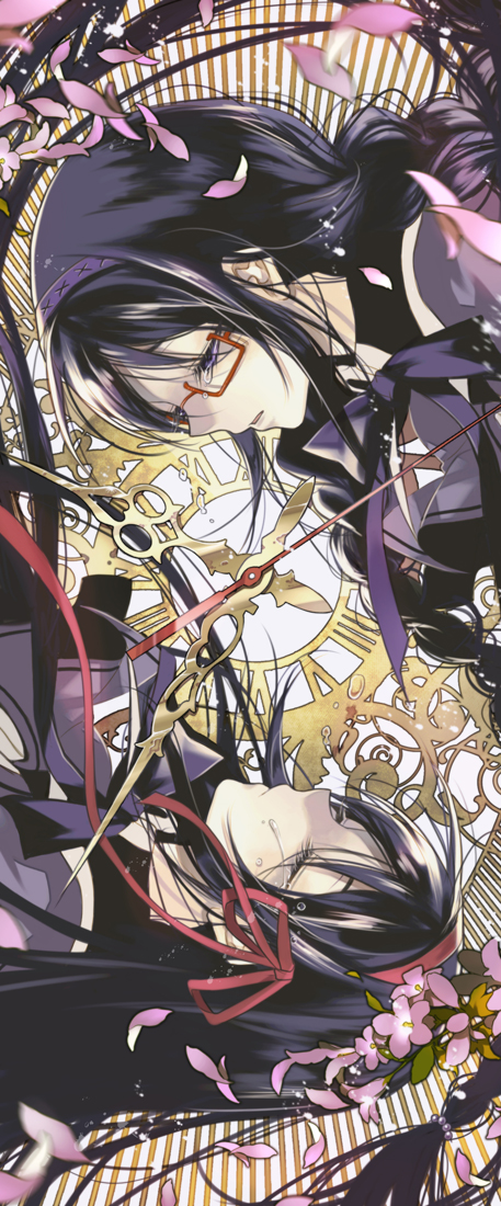 Tags: Anime, Starpri, Mahou Shoujo Madoka☆Magica, Akemi Homura