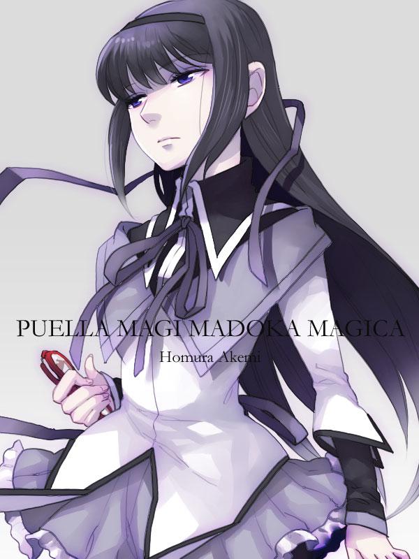 Tags: Anime, Shiho, Mahou Shoujo Madoka☆Magica, Akemi Homura
