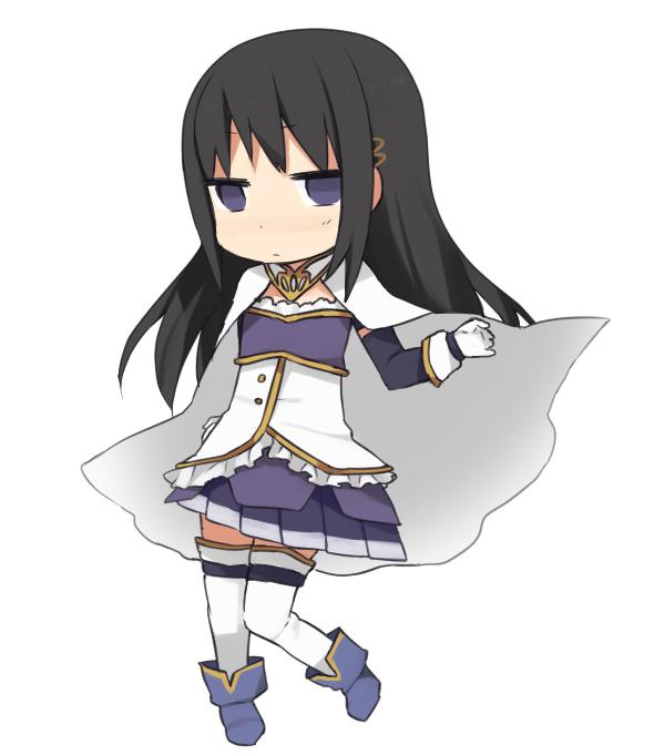 Tags: Anime, Knt31, Mahou Shoujo Madoka☆Magica, Akemi Homura, Miki Sayaka (Cosplay)
