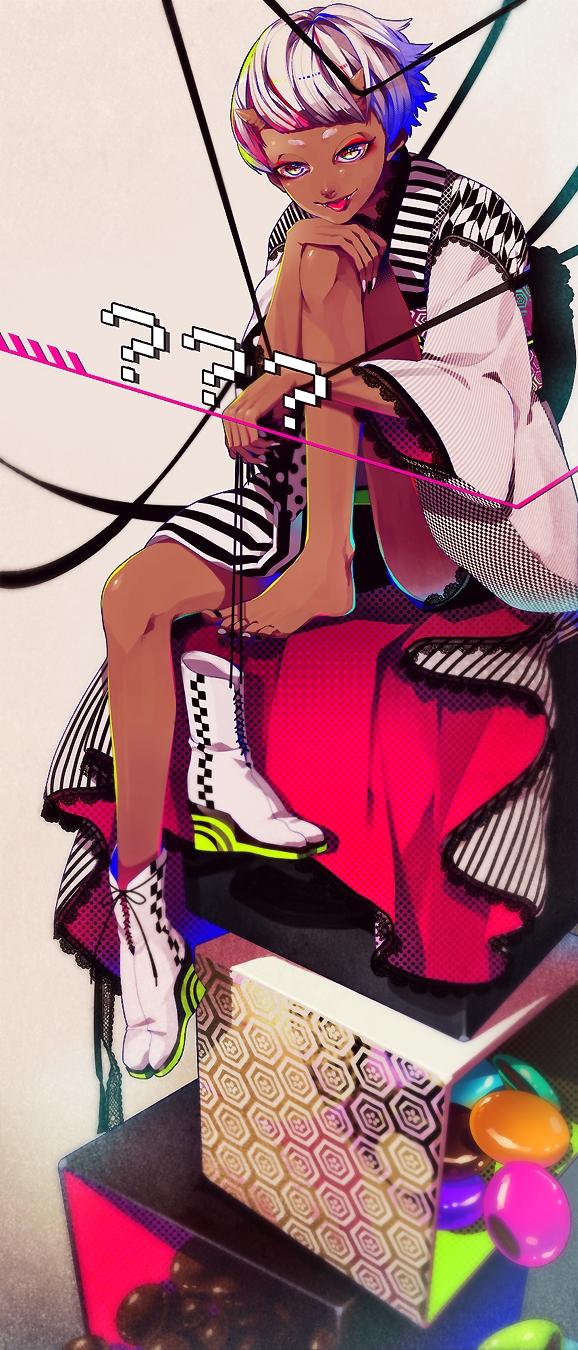 Tags: Anime, Akiakane, Bonbon, Pixiv