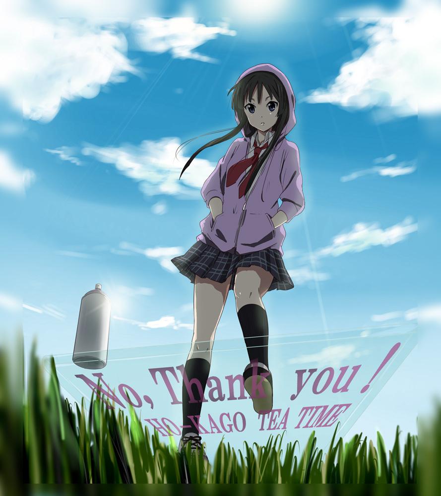 No Thank You Mio Akiyama 889x1000 255kB