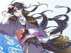 Akutagawa Ryuunosuke (Bungou to Alchemist)