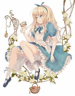 La Caractères de Kyoko Alice.%28Alice.in.Wonderland%29.240.313628