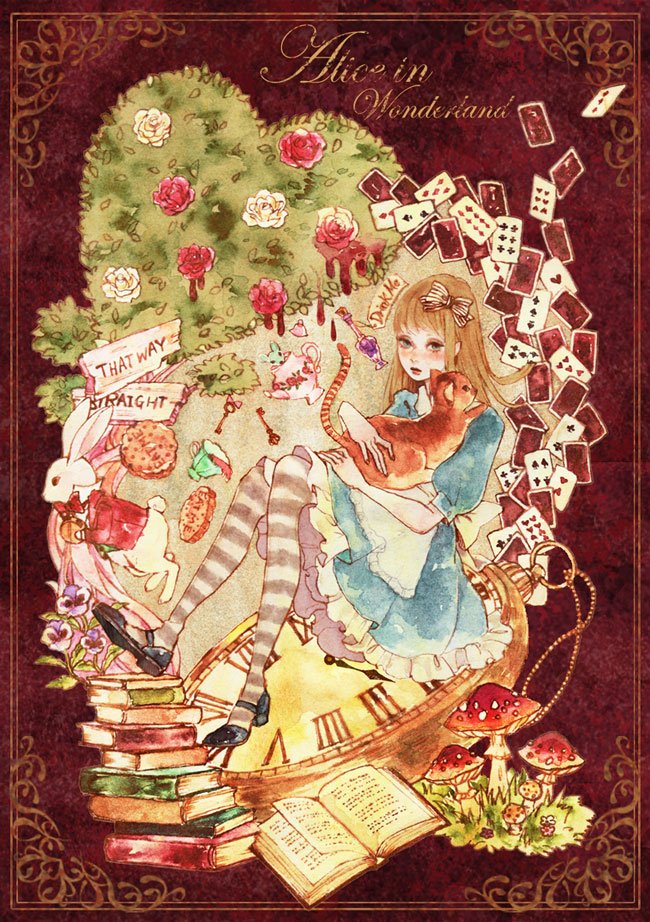 Alice (Alice in Wonderland) Mobile Wallpaper #1775274 ...