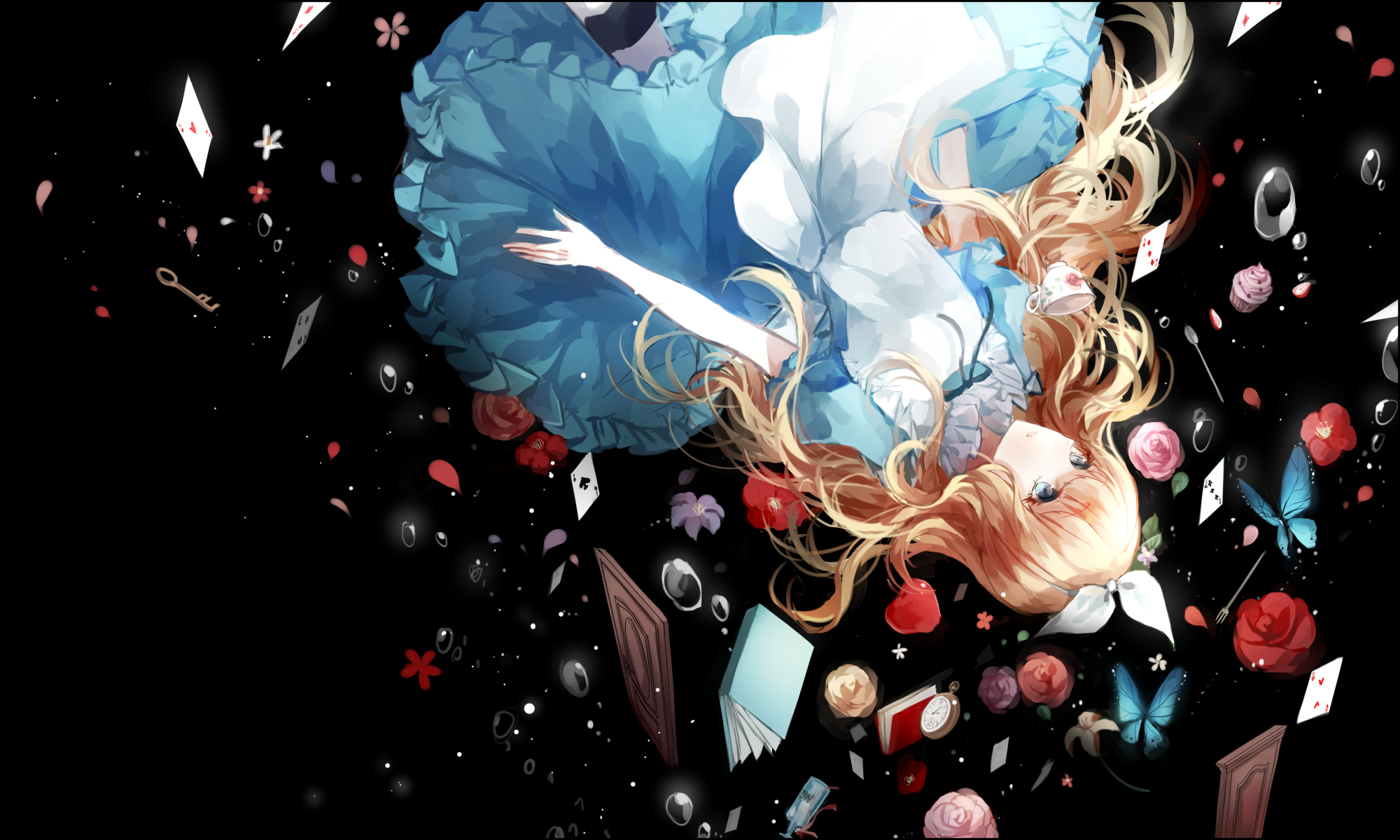 Alice In Wonderland Wallpaper Zerochan Anime Image Board