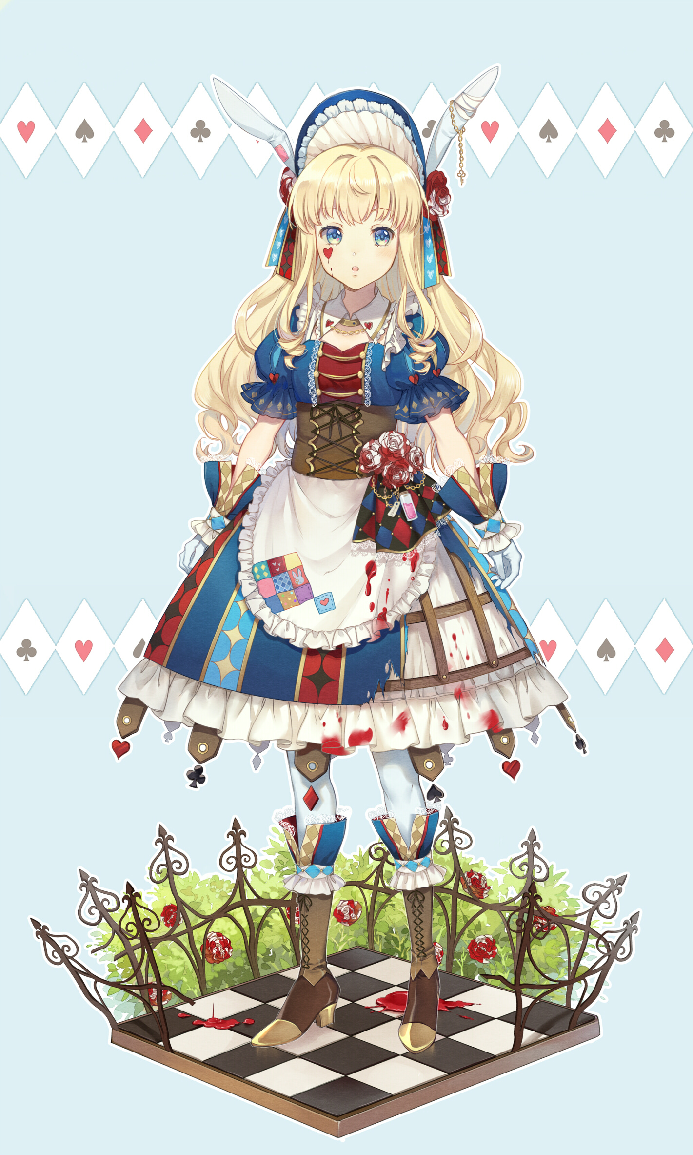 alice (alice in wonderland) mobile wallpaper #2104848 - zerochan