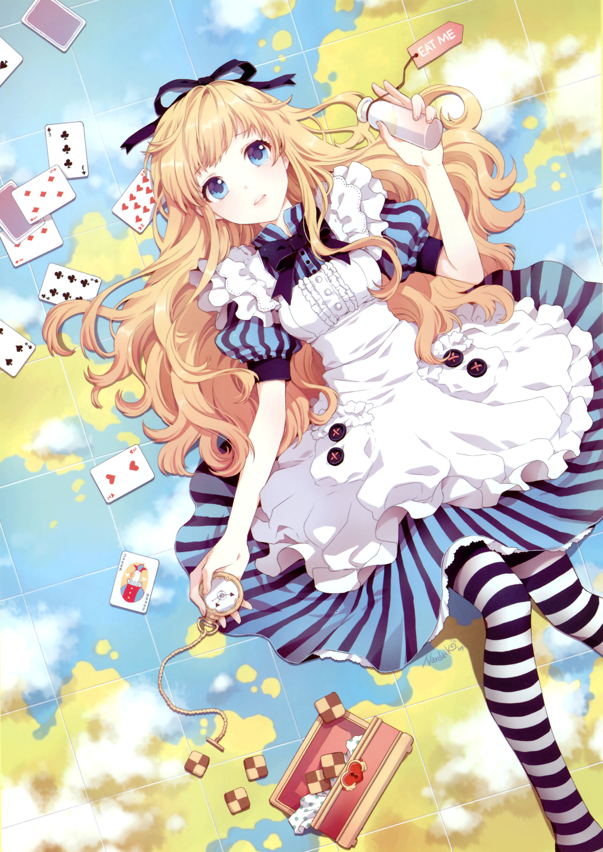 Alice in wonderland short story-1878