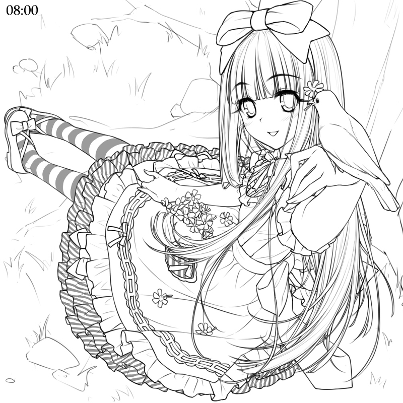 Alice (Alice in Wonderland) Image #252568 - Zerochan Anime ...