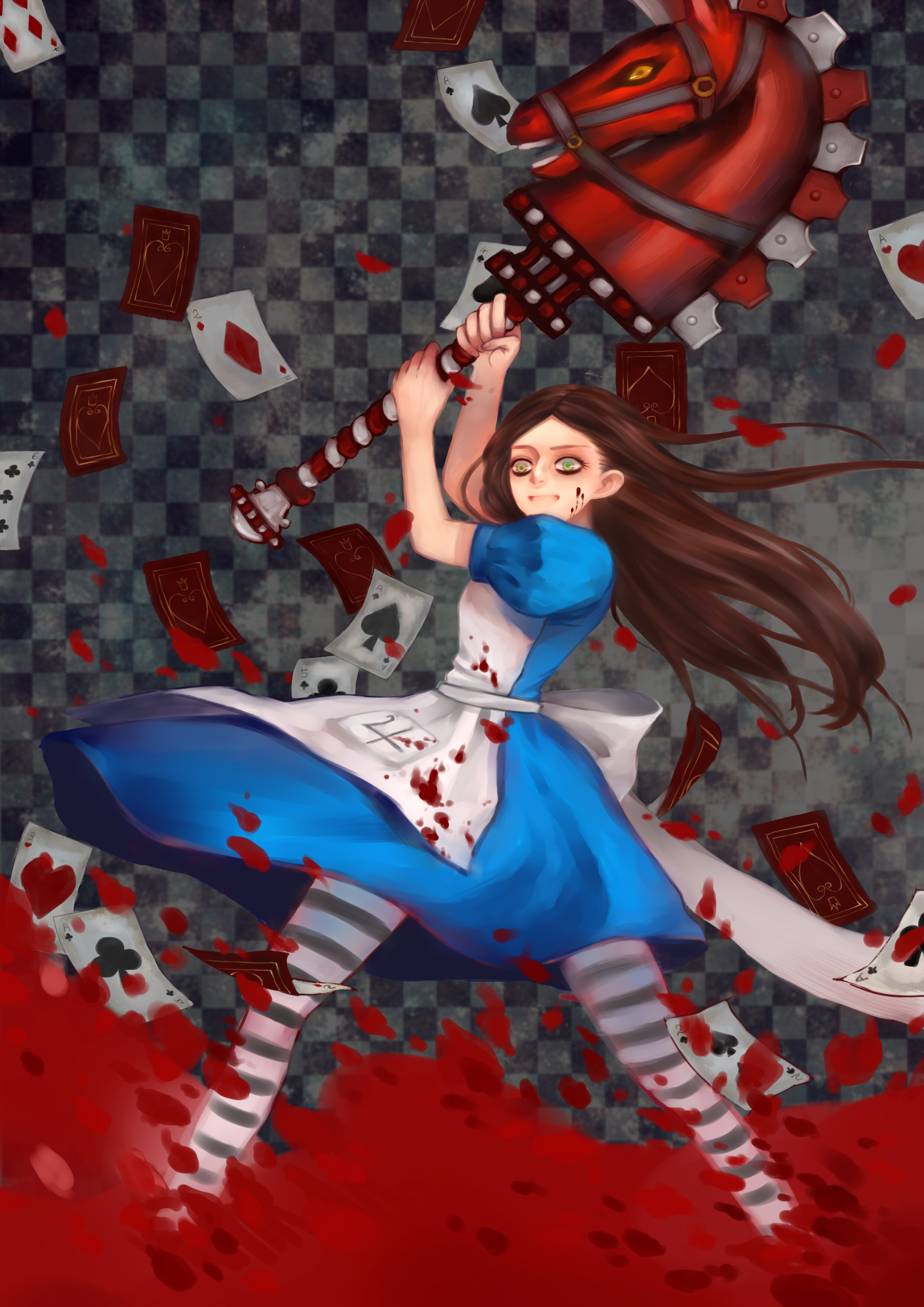 Alice liddell madness returns hentai sfm compilation - 3 3