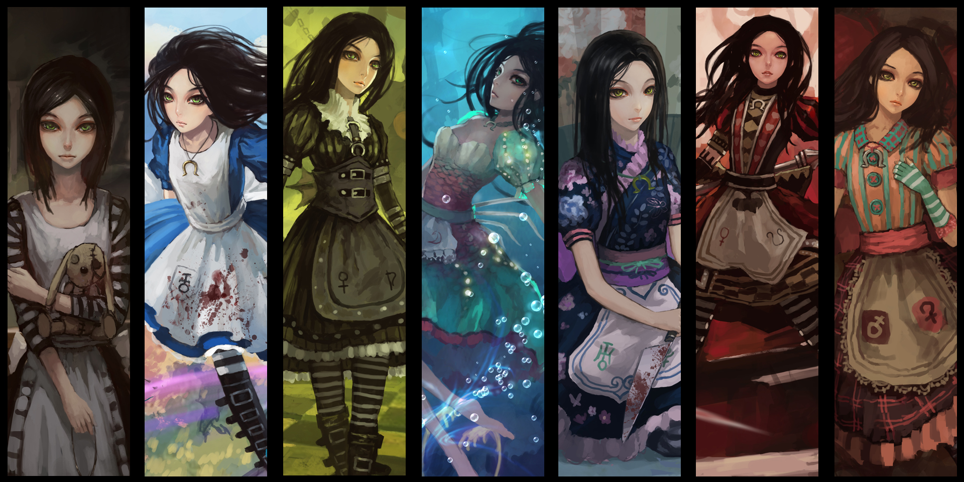 Alice (American McGee's) · download Alice (American McGee's) image