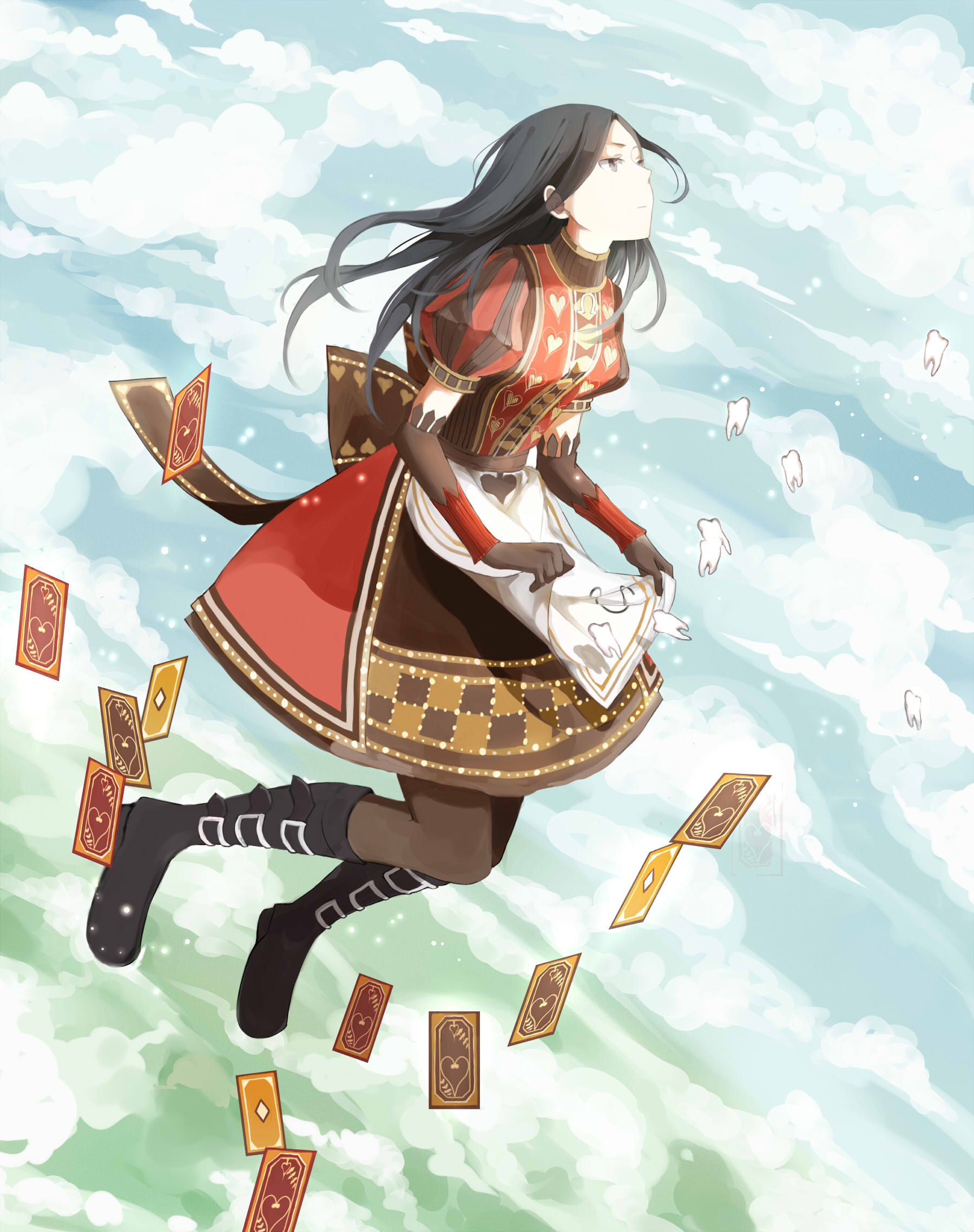 Alice Madness Returns Dresses Anime Alice (American...