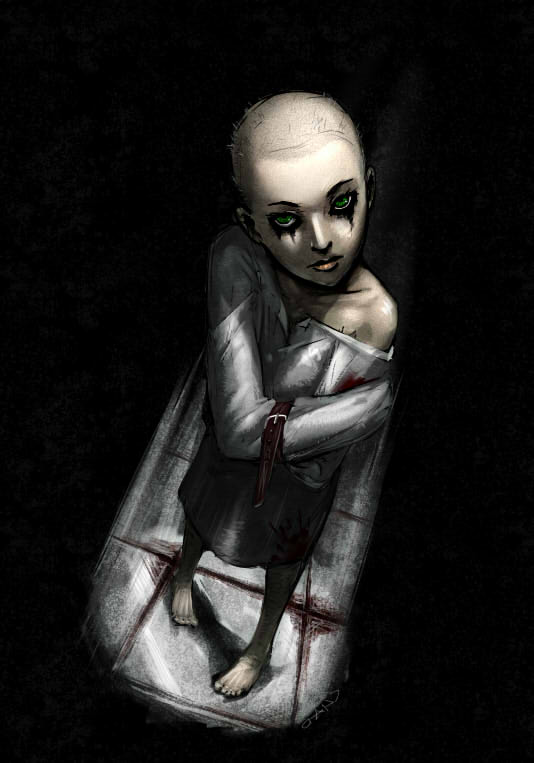 Tags: Anime, Pixiv Id 994189, Alice in Wonderland, American McGee's Alice, American McGee's Alice: Madness Returns, Alice (American McGee's), Straightjacket, Fanart From Pixiv, Pixiv, Fanart, Mobile Wallpaper