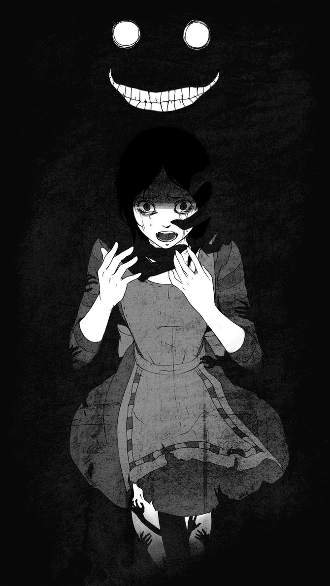 Tags: Anime, Chocographs, American McGee's Alice: Madness Returns, American McGee's Alice, Alice (American McGee's), Distress, Blank Stare, Fanart, Mobile Wallpaper, Fanart From DeviantART, deviantART