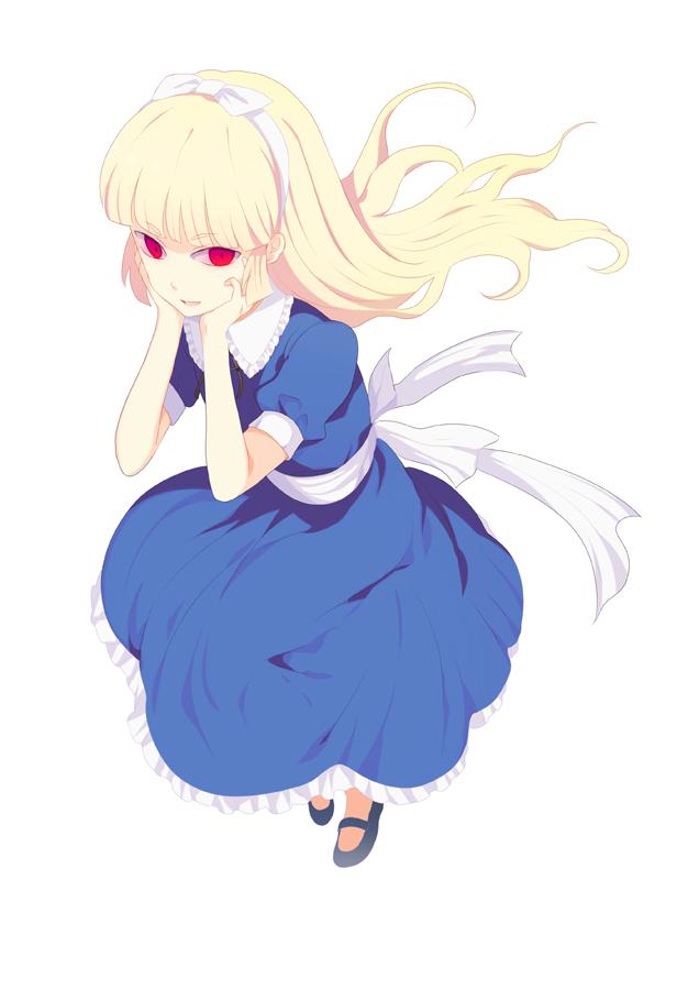 Tags: Anime, Alice (Megami Tensei)