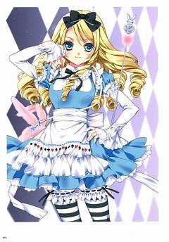 Alice (Momoiro Taisen Pairon)