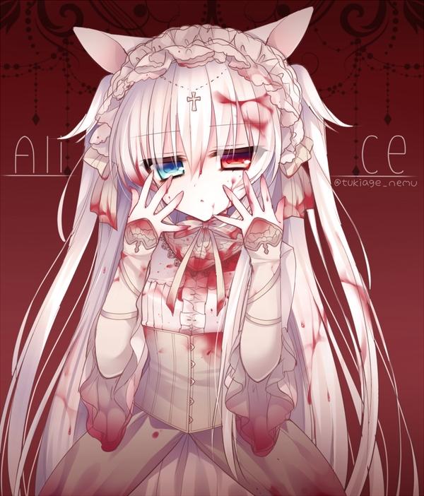 Tags: Anime, Alicerabbit, Alice Claudia, Lolita Headband, Twitter, Requested Upload, PNG Conversion, Original