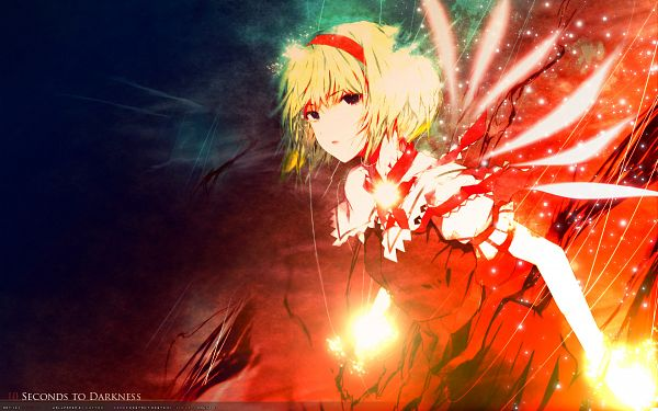 Tags: Anime, Fanart, Touhou, Alice Margatroid, Wallpaper