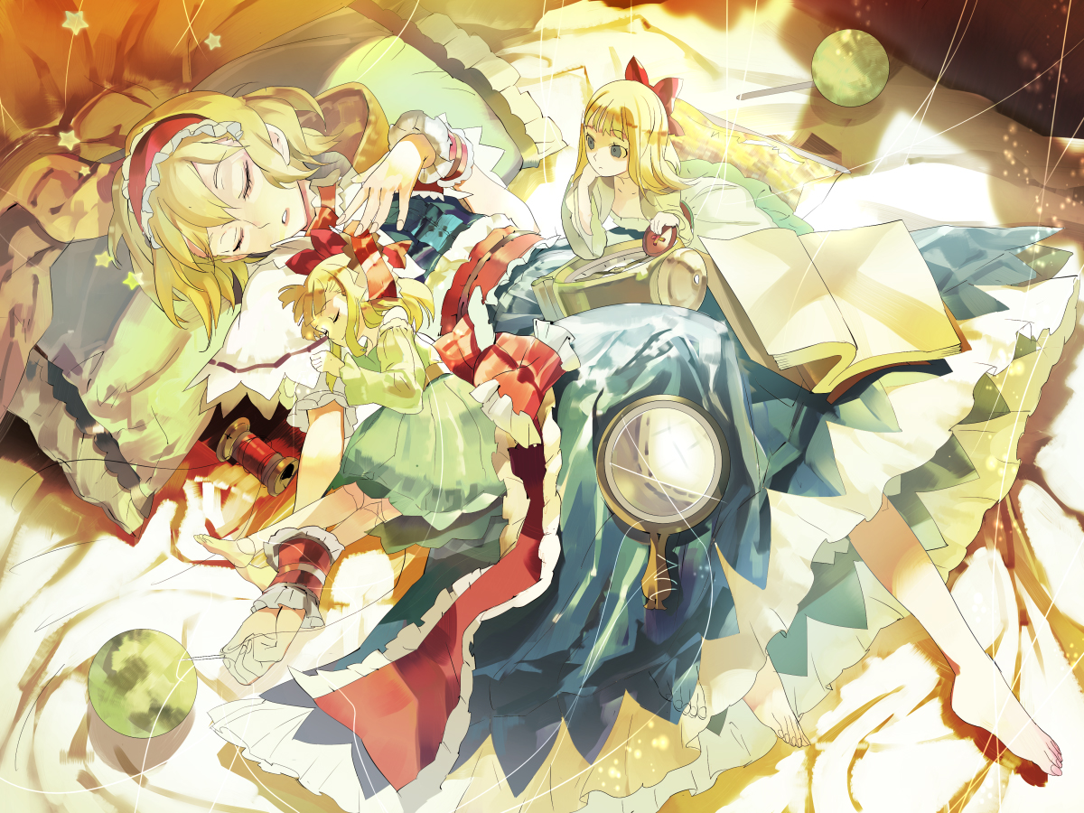 Alice Margatroid Touhou Zerochan Anime Image Board