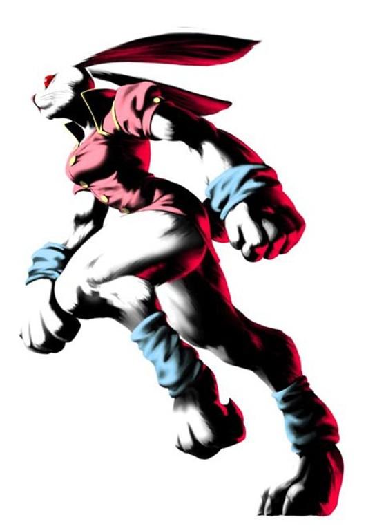 Tags: Anime, Bloody Roar, Alice The Rabbit