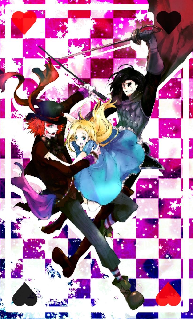 Stayne Alice In Wonderland