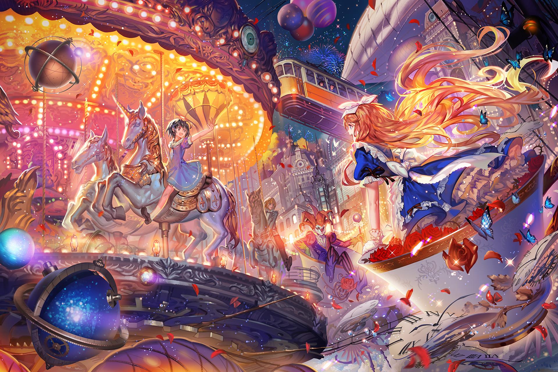 Carousel Zerochan Anime Image Board