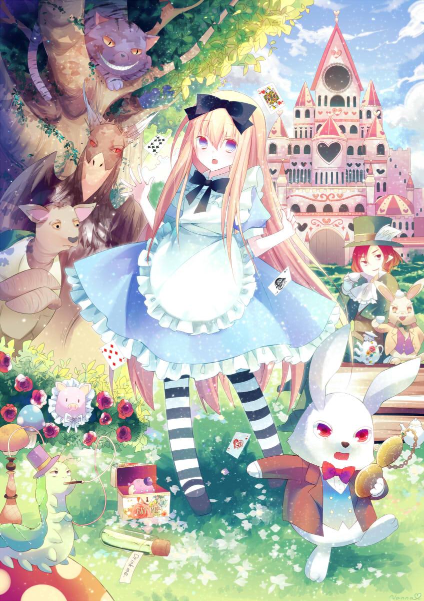 Alice in wonderland cheshire cat costume ideas-1701