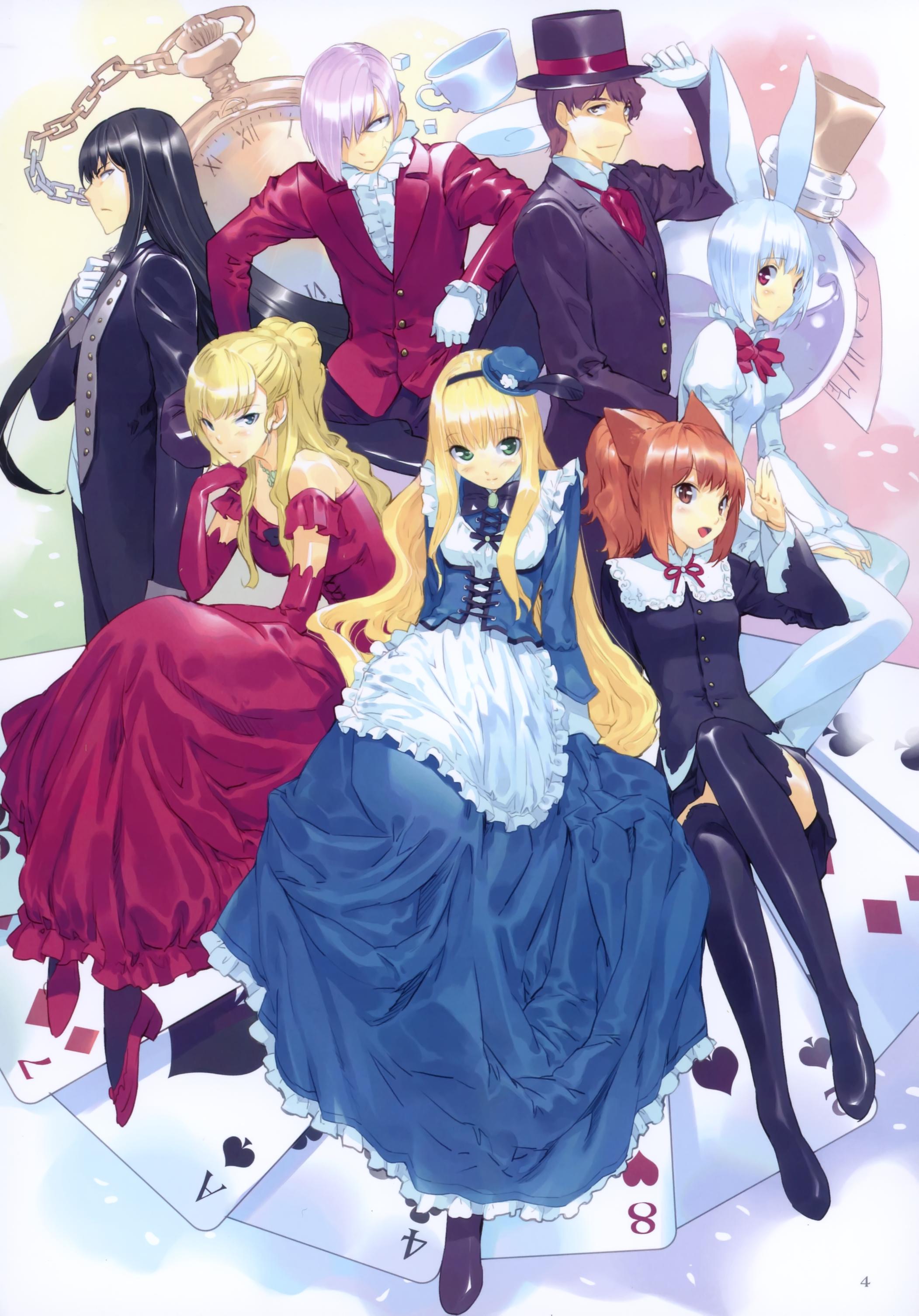 Alice In Wonderland 3
