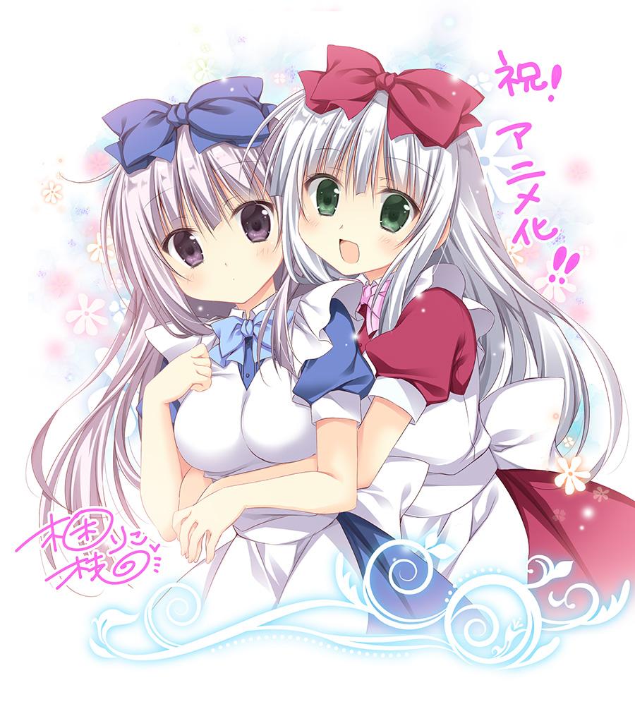 Resultado de imagen para Alice or Alice: Siscon Niisan to Futago no Imouto