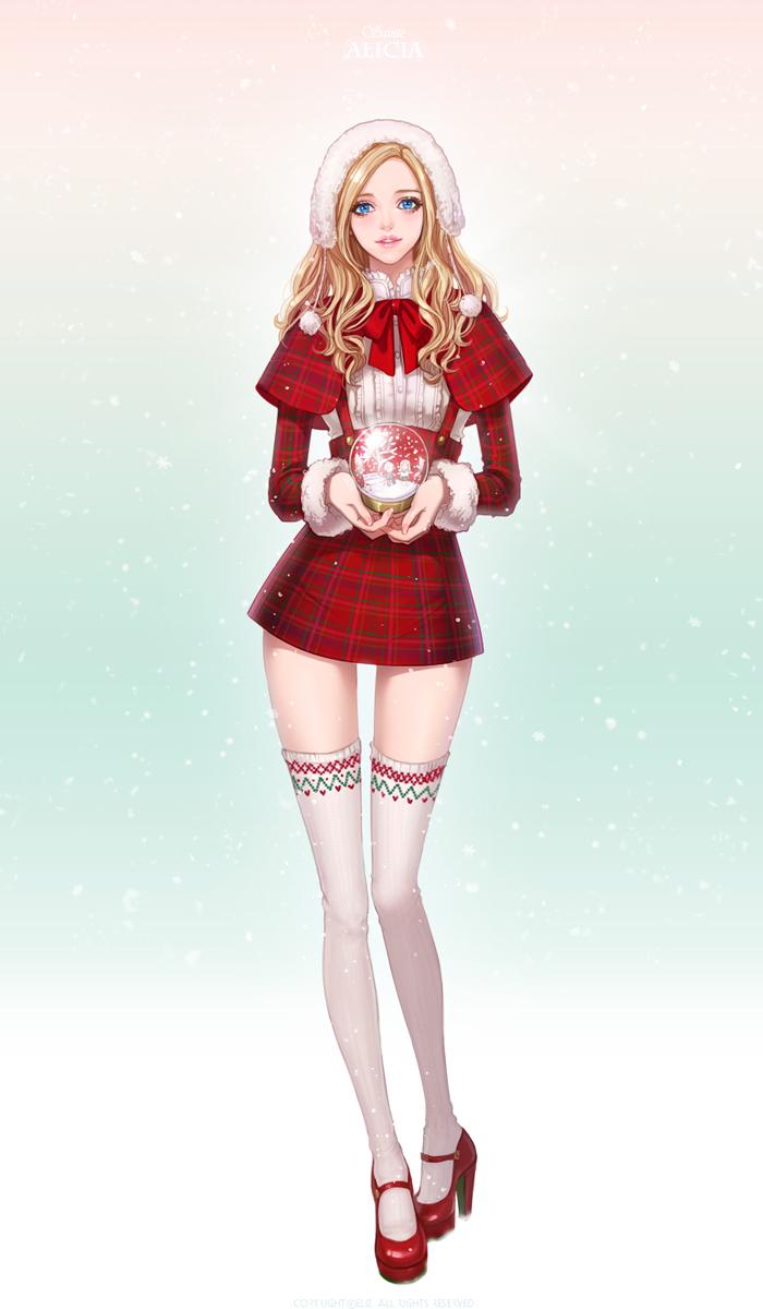 Un ou des petits kits des fêtes/Noël Alicia.%28Cyphers%29.full.900672
