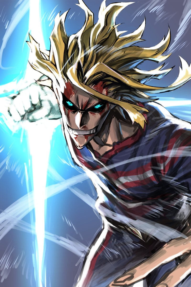 All Might Boku No Hero Academia Zerochan Anime Image Board