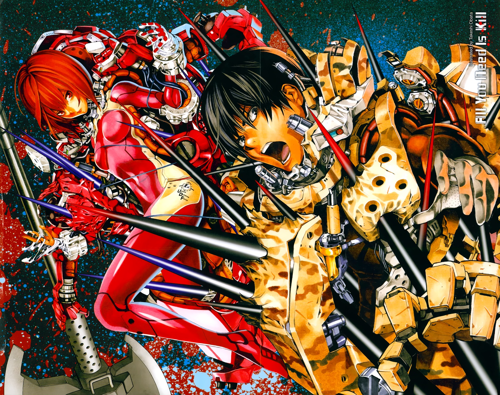 [Seinen] All you need is kill  All.You.Need.Is.Kill.full.1734610