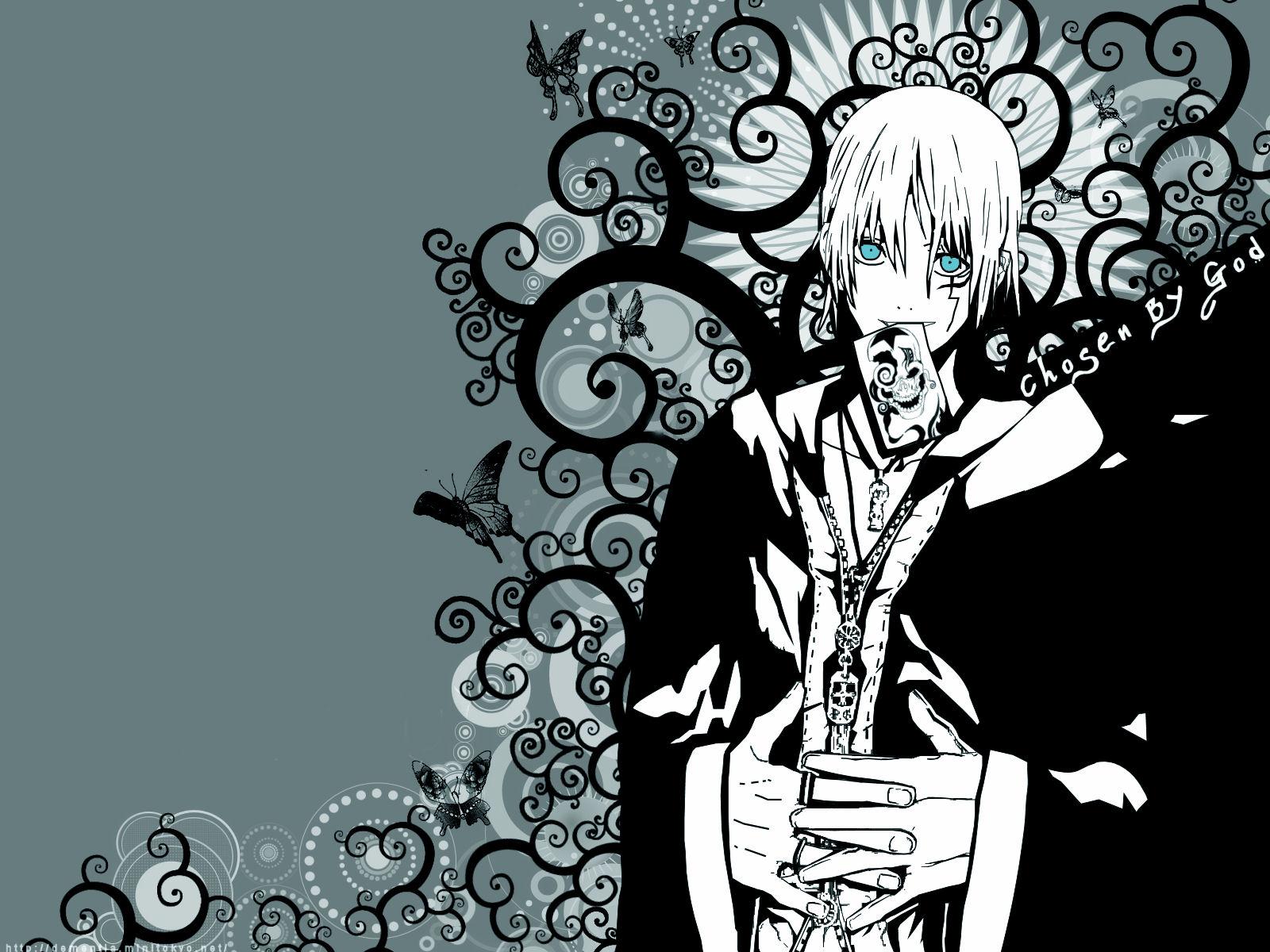 Allen Walker D Gray Man Wallpaper Zerochan Anime Image Board